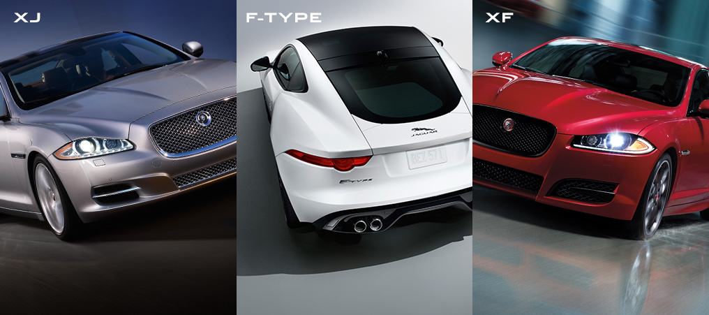 Jaguar Full Line